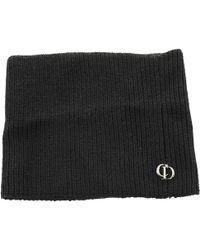 Dior - Black Cloth Hair Accessories - Lyst