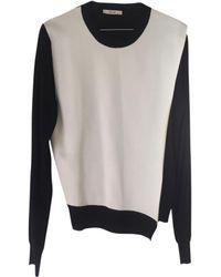 Céline - Pre-owned Wool Knitwear - Lyst