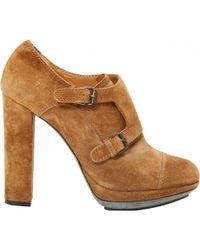 Lanvin - Ankle Boots - Lyst