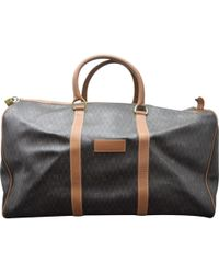 Dior - Pre-owned Cloth 48h Bag - Lyst