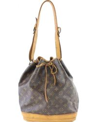 Louis Vuitton - Noé Cloth Handbag - Lyst
