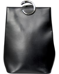 Cartier - Leather Backpack - Lyst