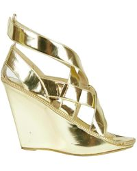 Givenchy - Patent Leather Heels - Lyst