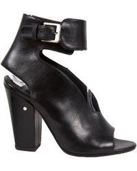 Laurence Dacade Black Leather