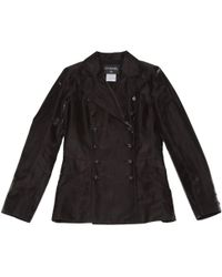 Chanel - Linen Jacket - Lyst