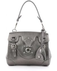 Ralph Lauren Collection - Pre-owned Green Leather Handbag - Lyst