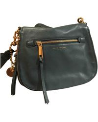 Marc By Marc Jacobs - Pre-owned Leather Crossbody Bag - Lyst