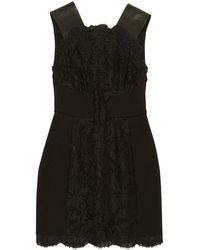 4b7559bcb229 Lyst - Emilio Pucci 1947 Dress in Black
