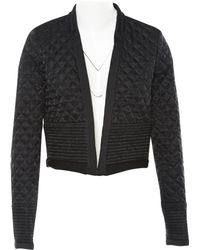 Isabel Marant - Pre-owned Black Silk Jackets - Lyst