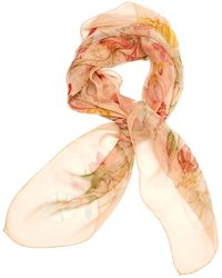 Christian Lacroix - Pink Silk Scarves - Lyst