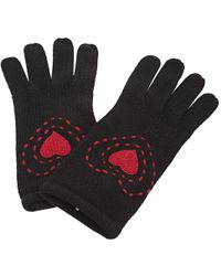 Moschino - Pre-owned Wool Gloves - Lyst