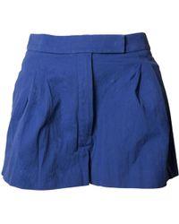 Hermès - Pre-owned Short Pants - Lyst