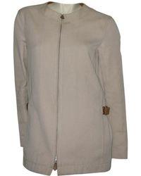 Hermès - Pre-owned Jacket - Lyst