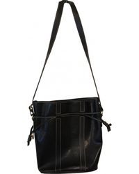 0051c5eb7f Lancel Cross-body Bag in Black - Lyst
