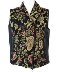 Rag & Bone - Pre-owned Black Cotton Jackets - Lyst