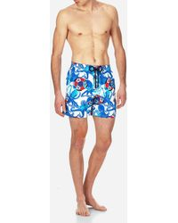 Vilebrequin - Men Swimwear Soccer Turtles - Lyst