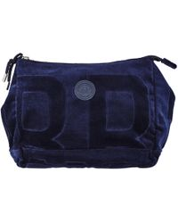 Vilebrequin - Zipped Beach Pouch In Terry Cloth Solid Jacquard - Lyst