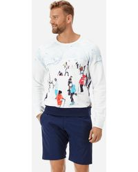 Vilebrequin - Men Sweatshirt Massimo Vitali - Lyst