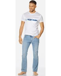 Vilebrequin - Men 70s Flare Jeans - Lyst