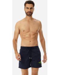 Vilebrequin - Men Placed Embroidery Swimwear Belle Ou Gars - Lyst