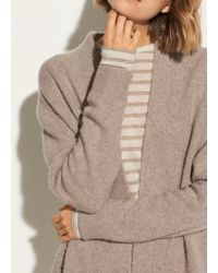 Vince - Patch Pocket Cardigan - Lyst