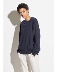 Vince - Long Sleeve Pullover - Lyst