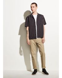 Vince - Griffith Cotton Chino - Lyst