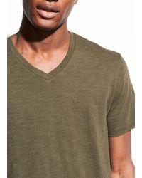 Vince - V-neck T-shirt - Lyst