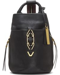 Vince Camuto | Luk – Zip-strap Small Backpack | Lyst