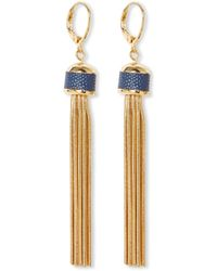 Vince Camuto - Tassel Earrings - Lyst