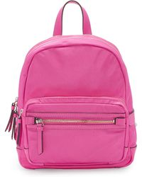Vince Camuto - Patch – Nylon Small Backpack - Lyst