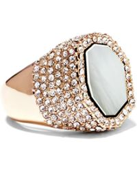 Vince Camuto - Pavé Ring - Lyst