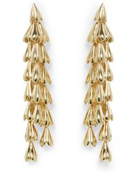 Vince Camuto - Tropical Flower Earrings - Lyst