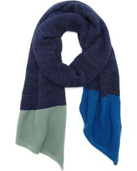 Vince Camuto - Tricolor Scarf - Lyst