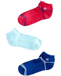 Vineyard Vines - 3-pack Athletic Socks - Lyst