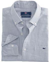 Vineyard Vines - Kettle Cove Classic Tucker Shirt - Lyst