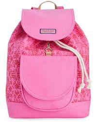 Vineyard Vines Tile Otomi Daypack - Pink