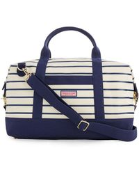 Vineyard Vines - Striped Weekender Bag - Lyst