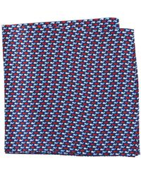 Vineyard Vines - Red, White & Whale Pocket Square - Lyst