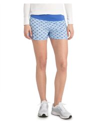 Vineyard Vines - Painted Whale Tail Performance Shorts - Lyst