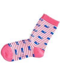 Vineyard Vines - Whales & Stripes Socks - Lyst