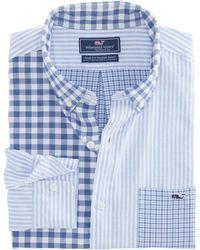 Vineyard Vines - Cherrystone Party Slim Tucker Shirt - Lyst