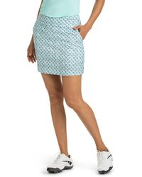 Vineyard Vines - 17 Inch Tiny Leaf Printed Skort - Lyst