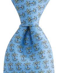 Vineyard Vines - 20th Anniversary Palm Tree Tie - Lyst