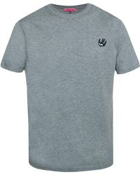 McQ - Swallow-patched T-shirt - Lyst
