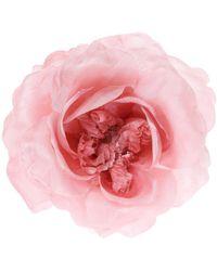 Gucci - Flower Brooch - Lyst