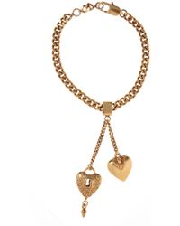 Chloé - 'collected Hearts' Bracelet - Lyst