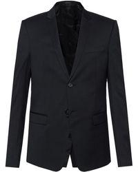 Emporio Armani - Single-vented Suit - Lyst