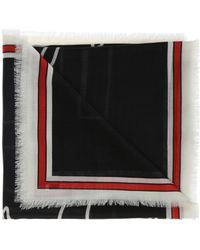 Givenchy - Patterned Shawl - Lyst
