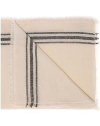 Isabel Marant - Embroidered Cashmere Scarf - Lyst